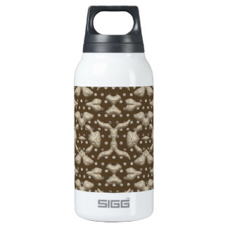 Abstract Bas-relief Sculptures Texture. Stylish SIGG Thermo 0.3L Insulated Bottle