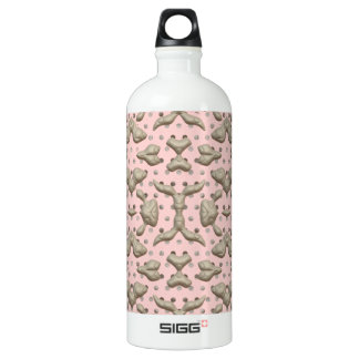 Abstract Bas-relief Sculptures Texture. Stylish SIGG Traveler 1.0L Water Bottle
