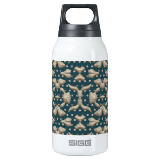 Abstract Bas-relief.Stylish Sculptures Texture SIGG Thermo 0.3L Insulated Bottle