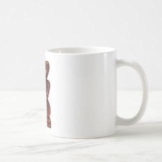 Abstract Bathing Lady Coffee Mug