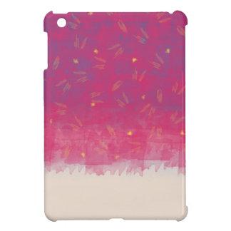 Abstract Beach Drapes Design iPad Mini Cases