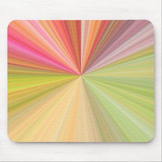 Abstract Beams Mouse Pad