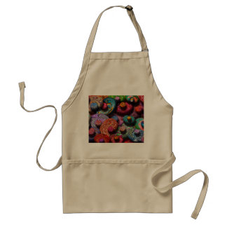 Abstract - Beans Adult Apron