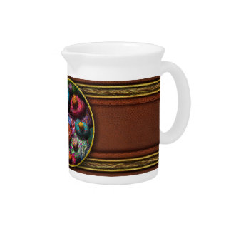 Abstract - Beans Beverage Pitchers