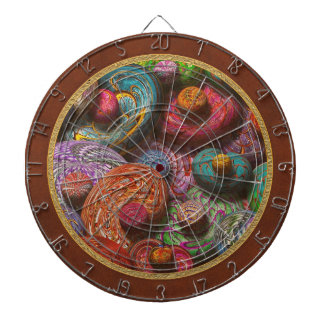 Abstract - Beans Dartboard