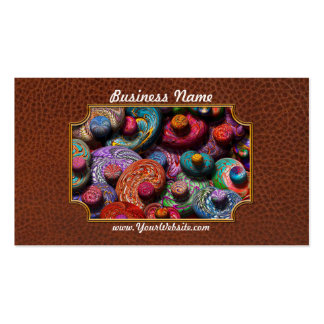 Abstract - Beans Double-Sided Standard Business Cards (Pack Of 100)