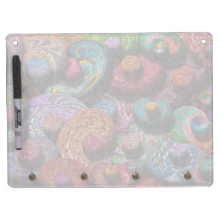 Abstract - Beans Dry Erase Board