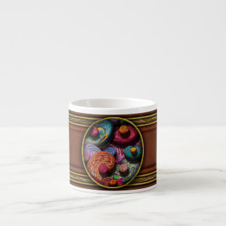 Abstract - Beans Espresso Cup