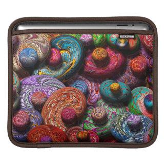 Abstract - Beans iPad Sleeve