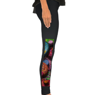 Abstract - Beans Legging