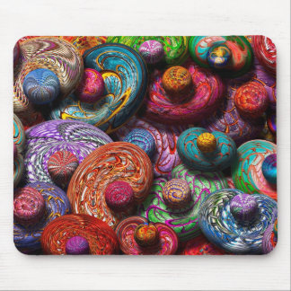 Abstract - Beans Mouse Pad