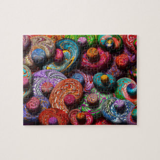 Abstract - Beans Jigsaw Puzzles