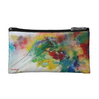 Abstract Beauty Bag Makeup Bag
