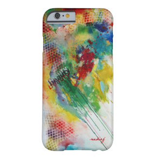 Abstract Beauty Phone Case iPhone 6 Case