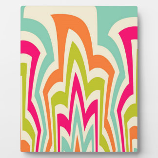 Abstract Beauty Photo Plaques
