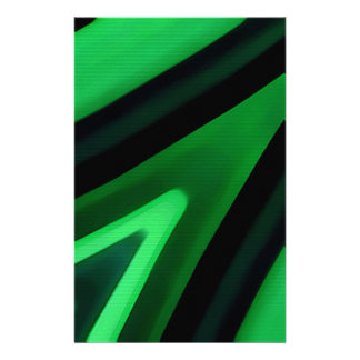 Abstract Bend Lines Background Stationery