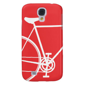 Abstract Bicycle Samsung Galaxy S4 Galaxy S4 Case