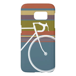 Abstract Bicycle Samsung Galaxy S7 Case