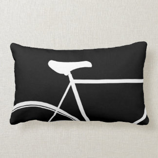 Abstract Bike pillow