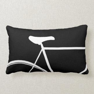 Abstract Bike pillow