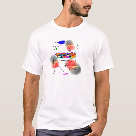 abstract birds T-Shirt