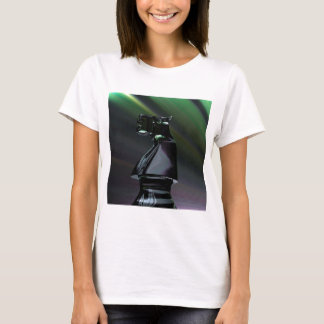 Abstract Black Knight T-Shirt