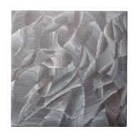 Abstract Black & White Ceramic Tiles