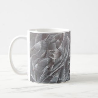 Abstract Black & White Mugs