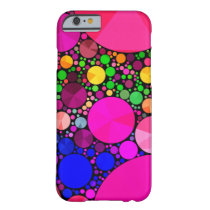 Abstract Bling  Pattern iPhone6 Slim Barely There iPhone 6 Case