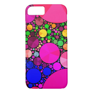 Abstract Bling Pattern iPhone 7 Slim iPhone 7 Case