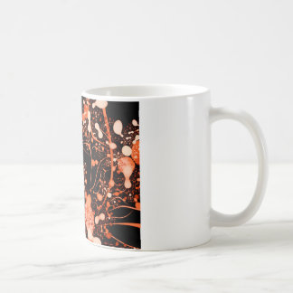 Abstract Blobs Coffee Mug