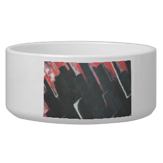 Abstract - blocks bowl