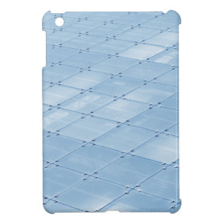 Abstract blue background case for the iPad mini