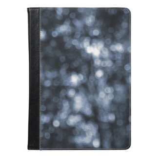 Abstract Blue Bokeh Dots iPad Air 2 Case