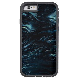 abstract blue by rafi talby tough xtreme iPhone 6 case