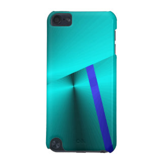 abstract blue case