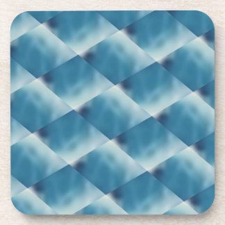 ABSTRACT BLUE COASTER