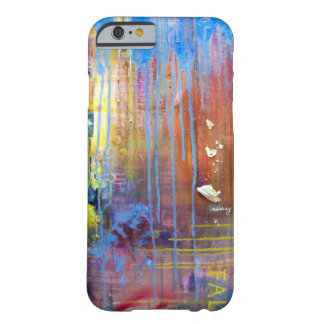 Abstract Blue Drips Phone Case iPhone 5 Covers