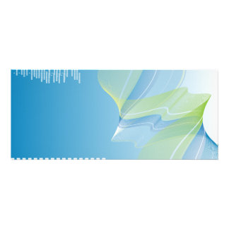 abstract blue green business notebook-01 custom invitations