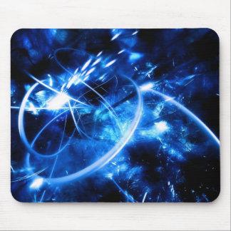 Abstract-Blue Mousepad