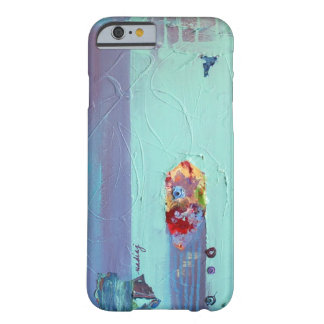Abstract Blue Phone Case iPhone 6 Case