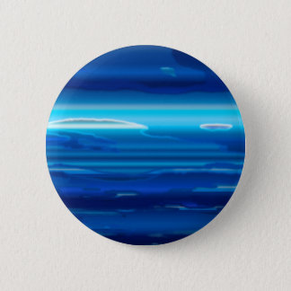 Abstract Blue Sky Button