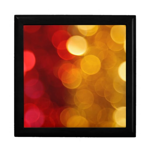 Abstract Blurred Background Jewelry Boxes