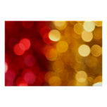 Abstract Blurred Background Posters