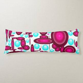 Abstract Body Pillow