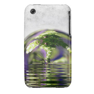 Abstract Bonsai Globe Case-Mate iPhone 3 Case