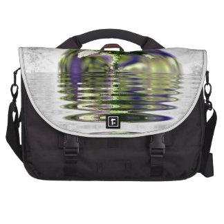 Abstract Bonsai Globe Commuter Bags