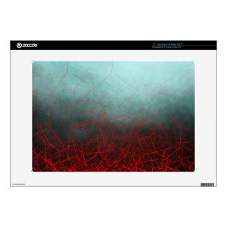 Abstract Boxes Underwater - Laptop Skin