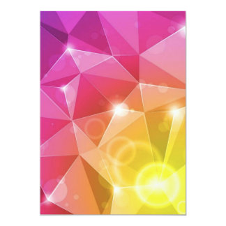 Abstract Bright Background Vector Illustration Card