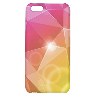 Abstract Bright Background Vector Illustration iPhone 5C Covers